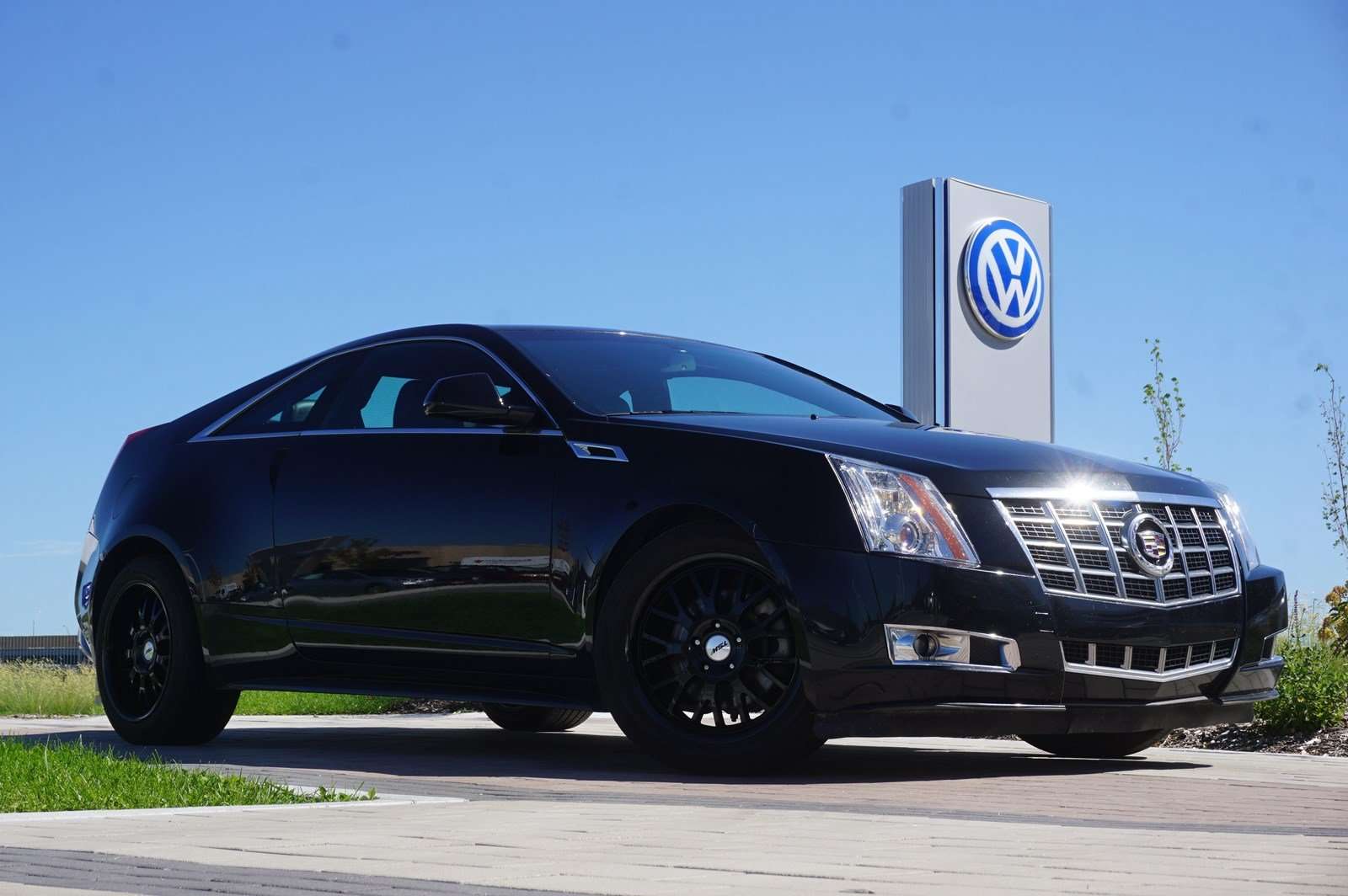 Pre-Owned 2013 Cadillac CTS Performance - AWD SUNRF,BOSE