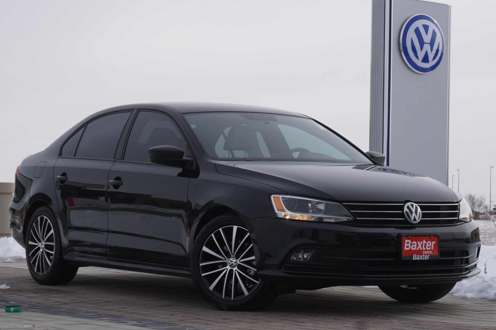 Certified Pre-Owned 2016 Volkswagen Jetta 4dr Auto 1.8T Sport PZEV