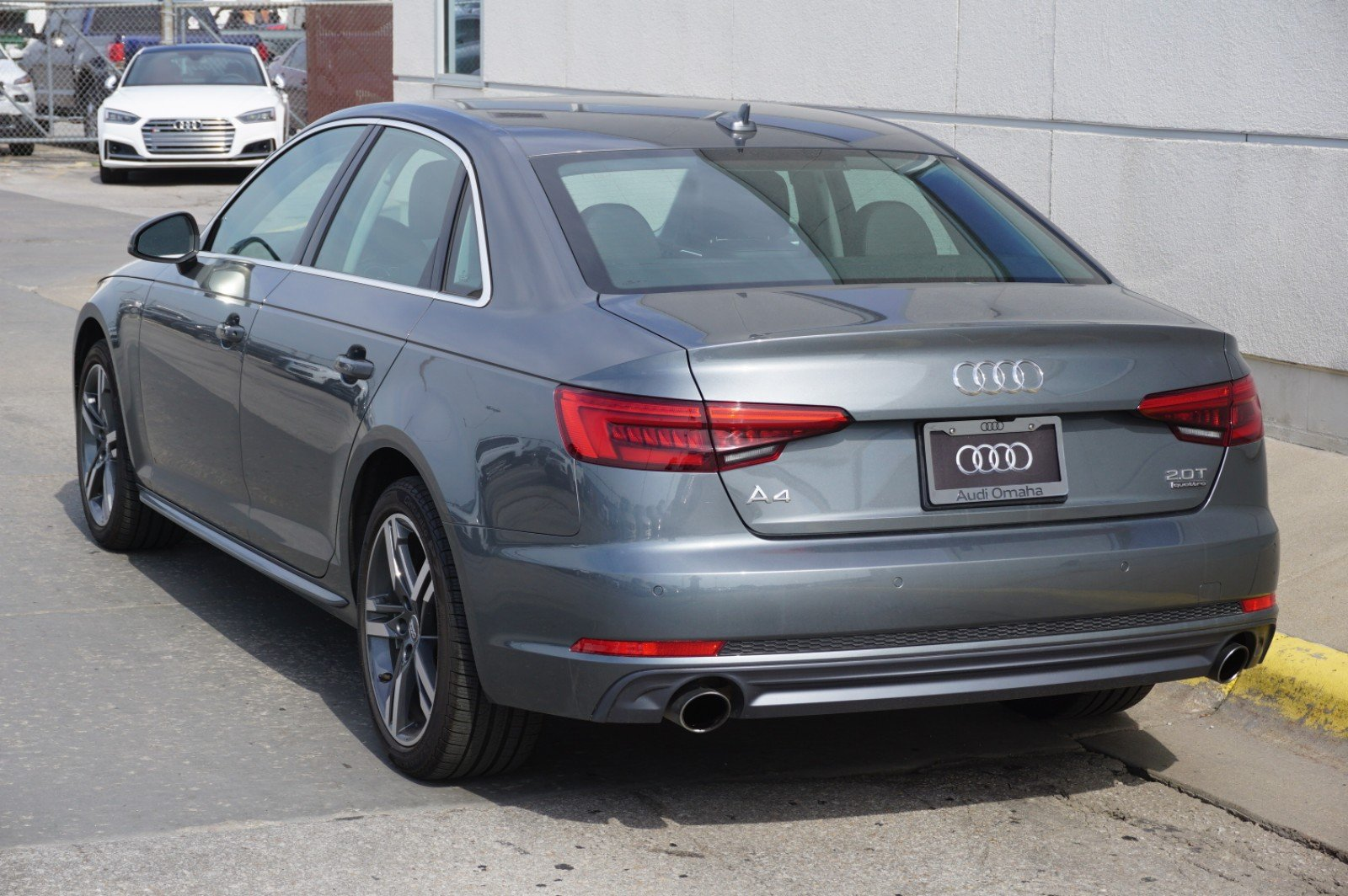 PreOwned Audi A Premium Plus Dr Car In Omaha P Baxter - Audi omaha