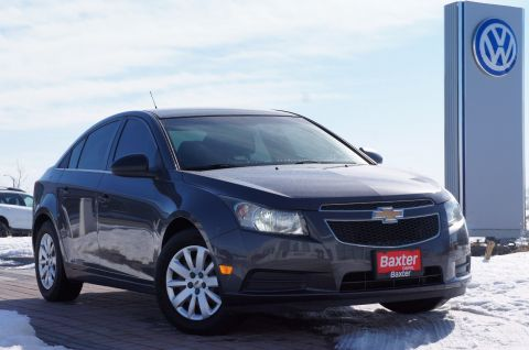 Pre-Owned 2011 Chevrolet Cruze 4dr Sdn LS