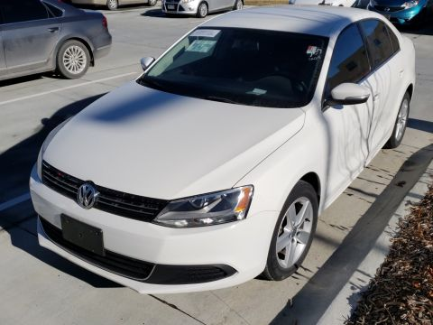 Pre-Owned 2013 Volkswagen Jetta 4dr Man TDI