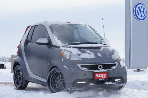 Pre-Owned 2015 smart fortwo 2dr Cabriolet Passion